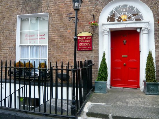 Baggot Court Townhouse: Welcome
