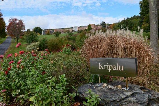 Kripalu Center for Yoga & Health : Enter here
