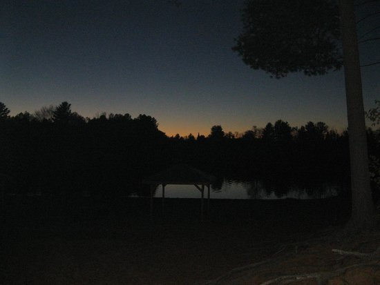Combermere, Canada : Sunset