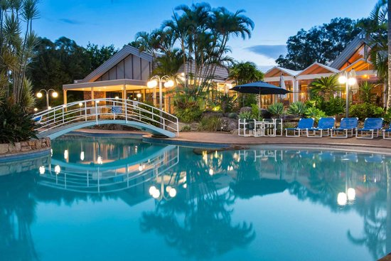 Boambee Bay Resort: pool