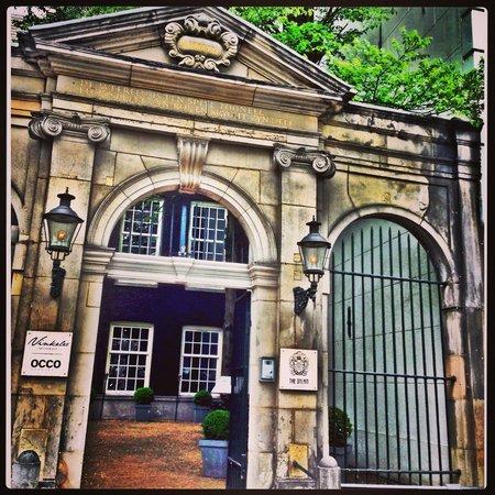 The Dylan Amsterdam Entry Gates