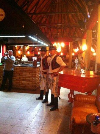 Koliba U Pastyrky: dansgroep