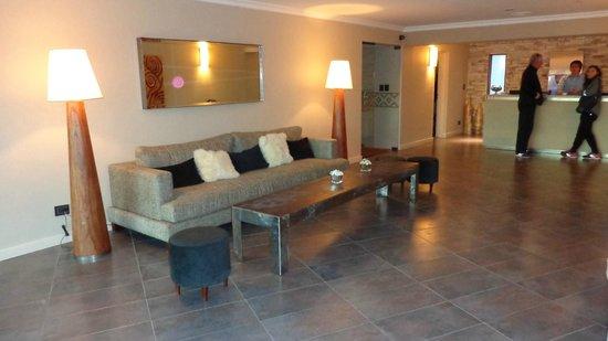 Hotel Bahia Redonda : Recepción