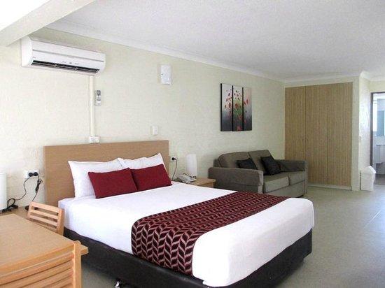 Don Pancho Beach Resort: Bedroom