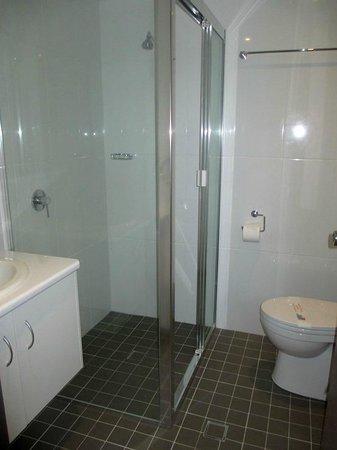 Don Pancho Beach Resort: Bathroom