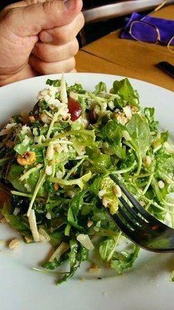 Prohibition Pig : Best salad of my life, hands down. The Staff Meal Salad -- even the staff there agree!