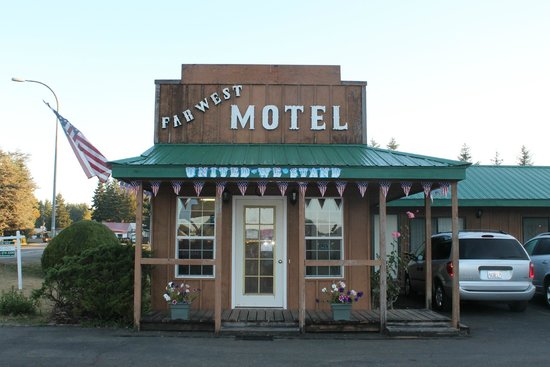 Far West Motel Updated 2018 Hotel Reviews Price Comparison Forks Wa Tripadvisor