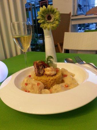 RinB Restaurant In Box : La super blanquette of the sea