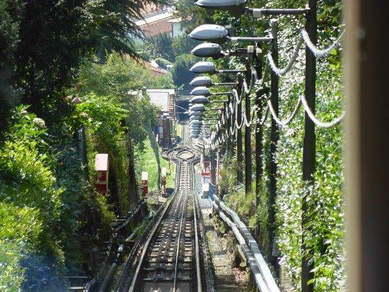 Bellavista Boutique Hotel: Funicular