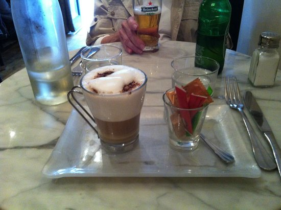 Crepe Avenue: Cappuccino