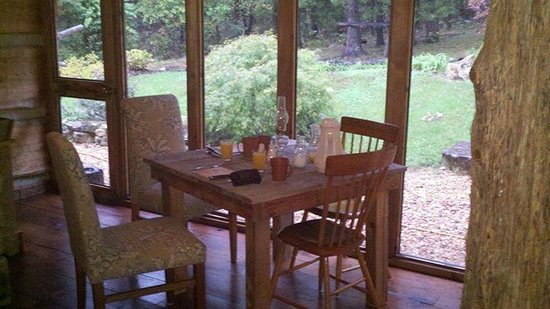 Second Creek Bed & Breakfast : Breakfast