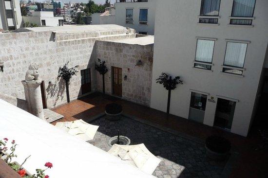 Casa Andina Private Collection Arequipa : Ala interna do hotel