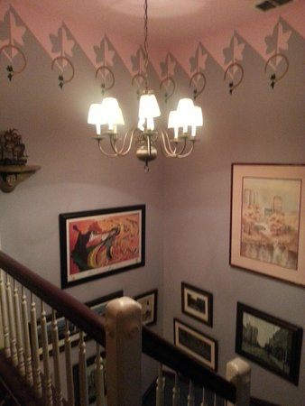 Park Avenue Manor: Main Stairs
