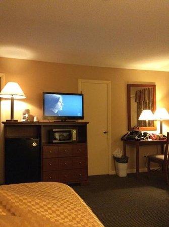 Mt Madison Inn & Suites: room 11 2 queens