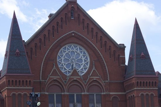 Cincinnati Music Hall - Temporarily Closed: Music Hall in OTR