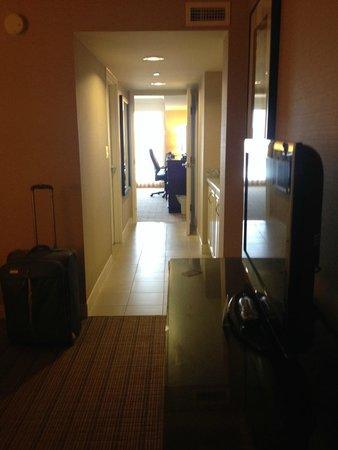 Fallsview Casino Resort: Entrance to 1653