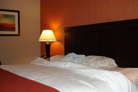 Holiday Inn Express Hotel & Suites Chambersburg: Nice room
