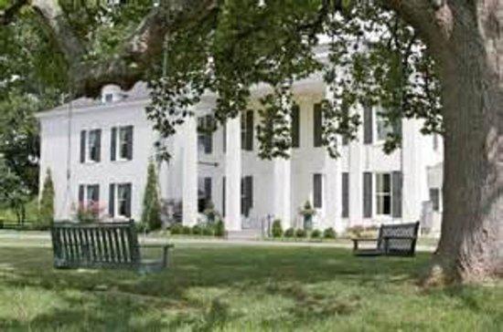 Riverside Inn Bed & Breakfast: Welcome to Riverside