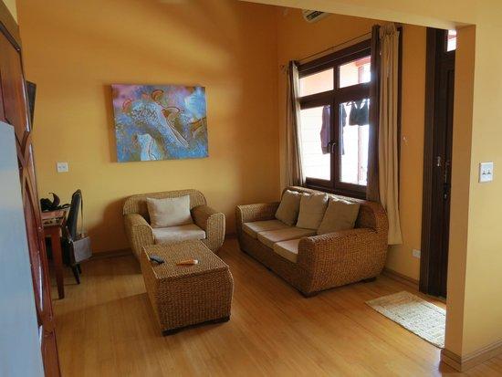 Hotel Palma Royale: Sitting area