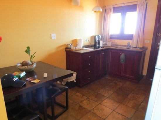 Hotel Palma Royale: Kitchen