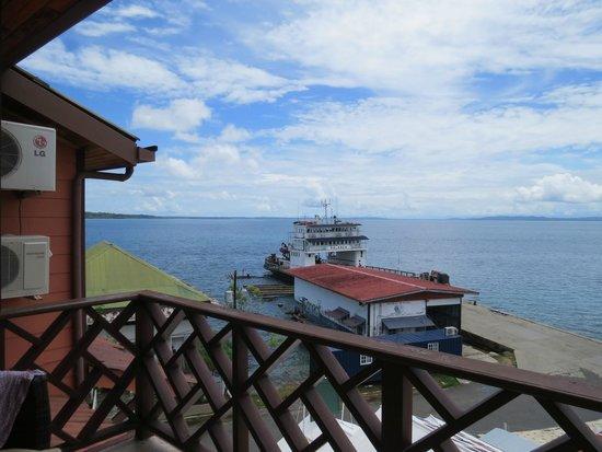 Hotel Palma Royale: View from balcony