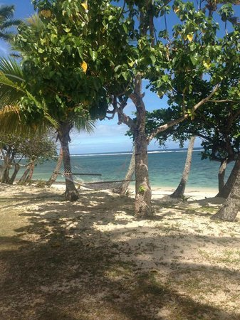 Tambua Sands: Our view from the room
