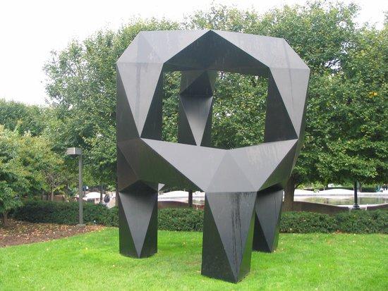 National Gallery Of Art   Sculpture Garden: Sculpture Garden   More Modern  Art
