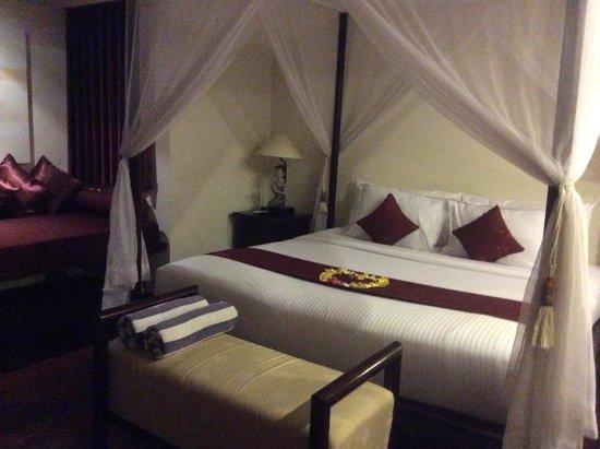 The Khayangan Villas: Amazing comfort