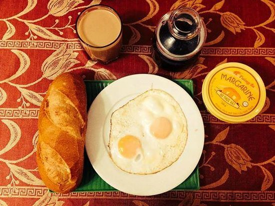 Blue River II Hotel: breakfast day 2