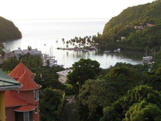 Fabian Tours: Marigot Bay - St. Lucia