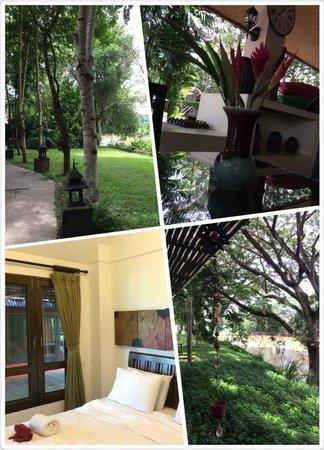 Baan Nam Ping Riverside Village: Collage of BaanNamPing