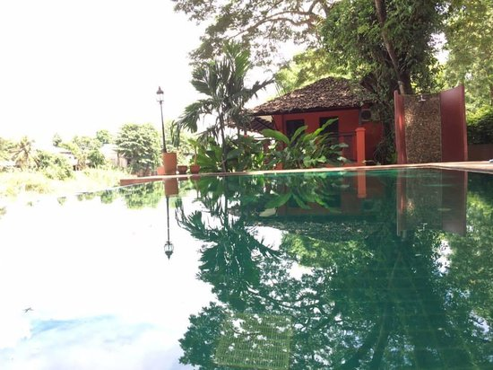 Baan Nam Ping Riverside Village: The pool!