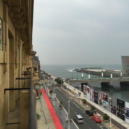 Hotel Maria Cristina, a Luxury Collection Hotel, San Sebastian : River view.