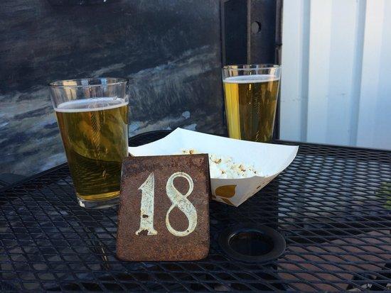 Palisade Brewery : The beer!