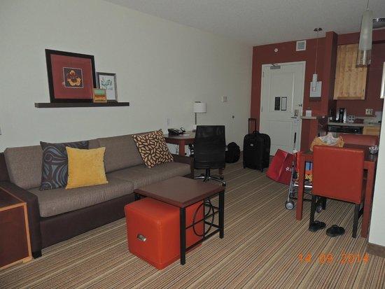 Residence Inn Arlington Ballston : saleta