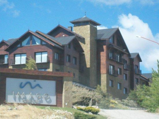 Imago Hotel & Spa: fachada