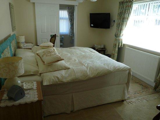 Rowland House : Bedroom