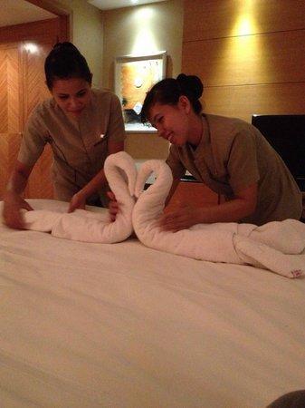 Honeymoon Set Up Picture Of Jw Marriott Hotel Medan Tripadvisor
