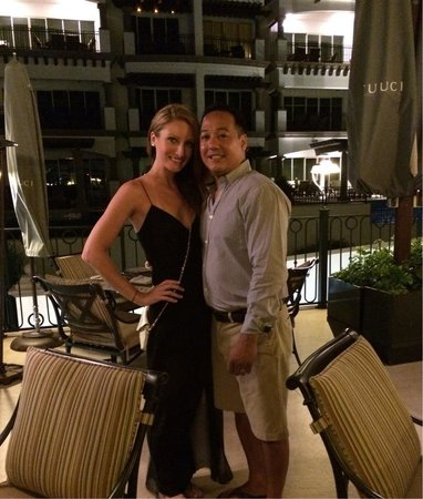 "Grand Residences Riviera Cancun : Dinner at The Grand Residences ""El Faro"""