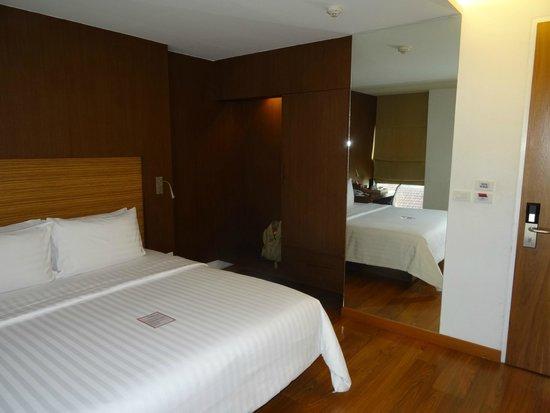 Sacha's Hotel Uno: 部屋