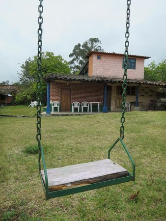 Casa Aida: plenty of space to lounge or play around