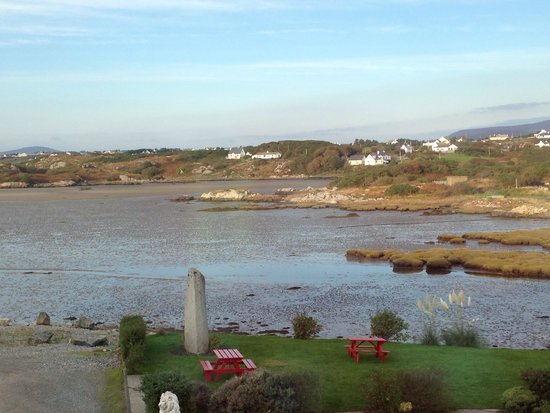 Caisleain Oir Hotel: View from bedroom