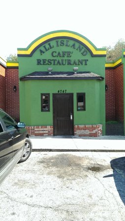 All Island Cafe