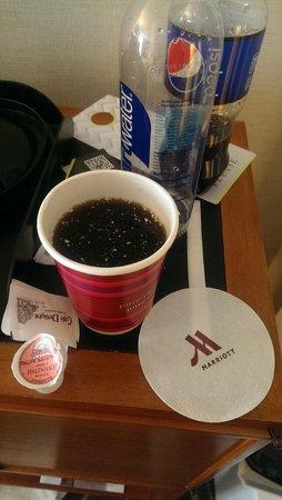 Atlanta Marriott Northwest at Galleria: Gross!