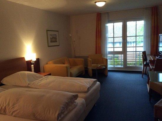 Pilgerhof und Rebmannshof Hotel-Restaurant: Room 322