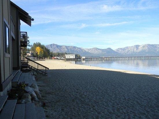 Tahoe Lakeshore Lodge and Spa : Lake Tahoe at your doorstep