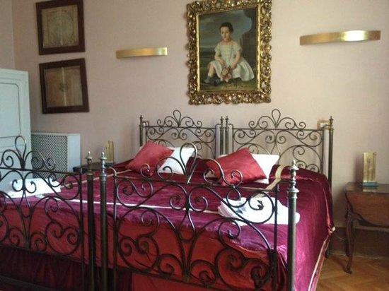 Palazzo Aria della Ripa: Bedroom