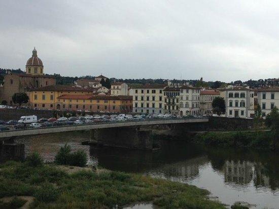 Palazzo Aria della Ripa: Daytime scene