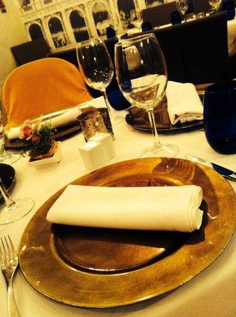 Restaurant Oustau de Altea: Милый интерьер