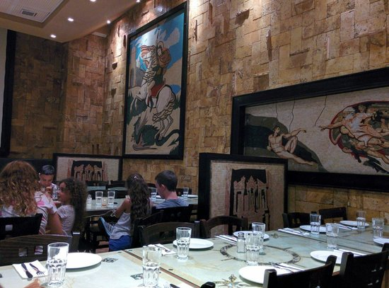 Nes Ammim, Israel: Интерьер